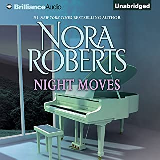 Night Moves                   Written by:                                                                                                                                 Nora Roberts                               Narrated by:                                                                                                                                 Andi Arndt                      Length: 6 hrs and 51 mins     1 rating     Overall 3.0
