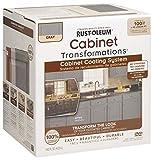 Rust-Oleum 302137 Transformations Cabinet Refinishing Kit, Gray