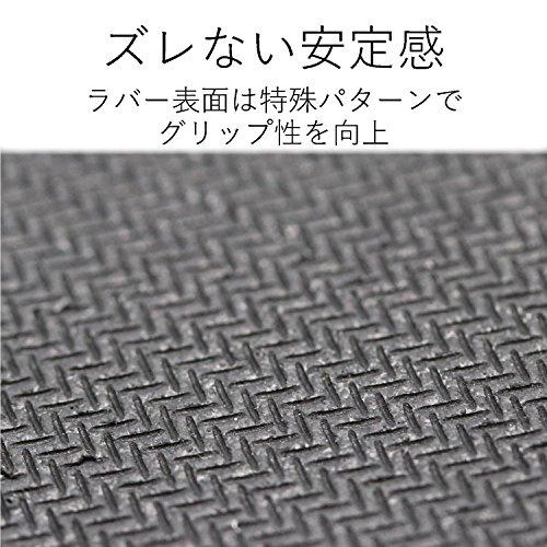 エレコムマウスパッドデスクマット超大判ブラックMP-DM01BK