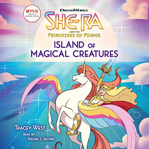 She-Ra and the Princesses of Power, Book 2 audiobook cover art