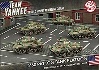 Team Yankee: United States: M60 Patton Tank Platoon