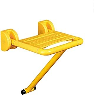 TUHFG Shower Stool Bath Seats Folding Shower seat, Elderly Bathroom Stool Bath Bench Shower Stool - /Elderly/Pregnant Wome...