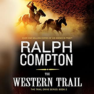 The Western Trail audiobook cover art