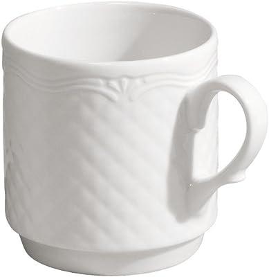 VEGA Dinnerware Series Zurich (Mug Upper 0.3l,8.6cm White)