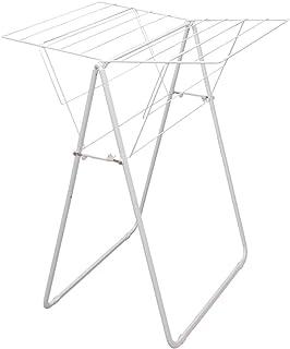 アイリスオーヤマ 洗濯物干し 室内物干し おしゃれ コンパクト収納 布団も干せる 軽量 ナチュラル物干し幅約73.0×奥行約80.5×高さ約100.5cm NRMH-800F
