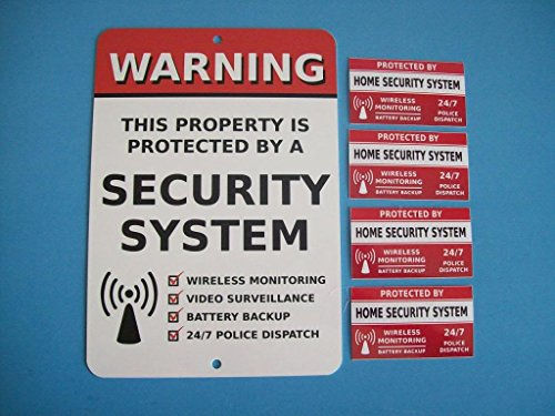 Home Security Alarm System 7