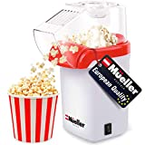 Mueller Ultra Pop, Hot Air Popcorn Popper, Electric Pop Corn Maker, Healthy and Quick Snack, No Oil...