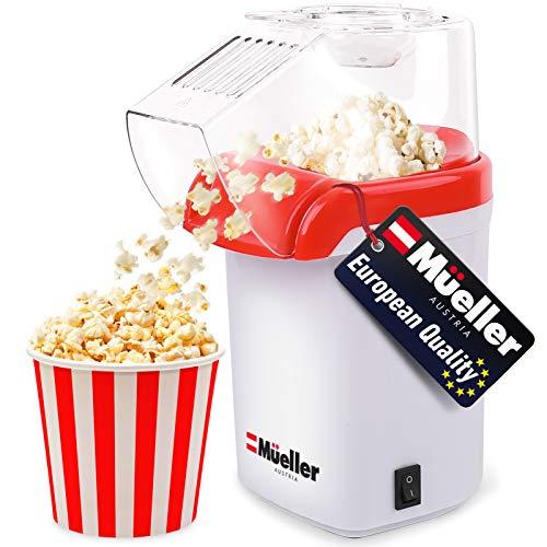 Mueller Ultra Pop, Hot Air Popcorn Popper, Electric Pop Corn Maker, Healthy and Quick Snack, No Oil...