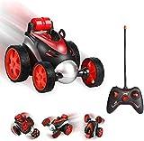 MGRETT Ferngesteuerte Auto, Ferngesteuertes Stunt Auto Rennwagen, Kinderspielzeug 360° Drehen RC Ferngesteuertes Rennauto Aufrechtes Fahren Spielzeugauto...