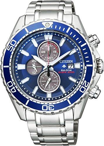 [シチズン] 腕時計 プロマスター エコ・ドライブ ダイバー200m クロノグラフ CA0710-91L メンズ