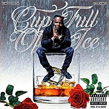 CUP FULL OF ICE