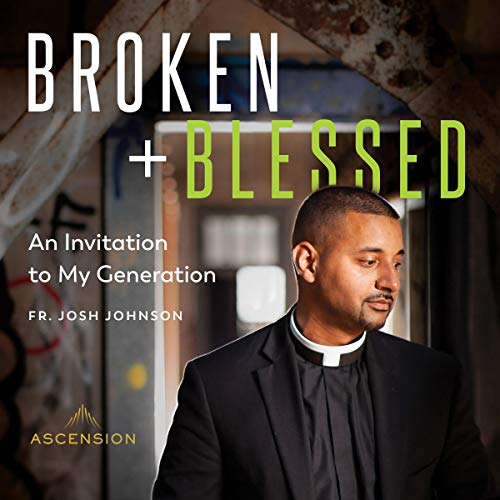 Broken and Blessed audiobook cover art