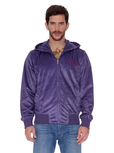 Ed Hardy Jacke violett S
