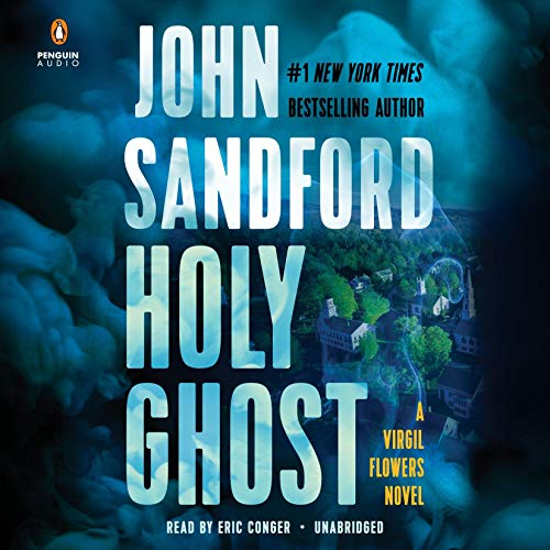 Page de couverture de Holy Ghost