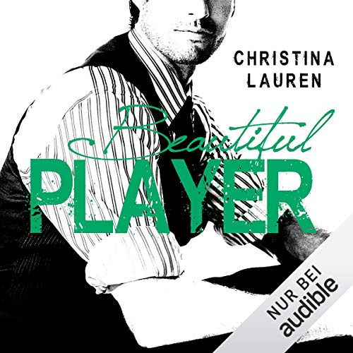 Beautiful Player audiobook cover art