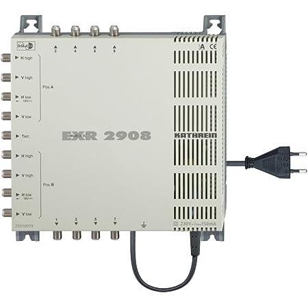 Kathrein Exr 2908 Satelliten Zf Vertteilsystem Computer Zubehör