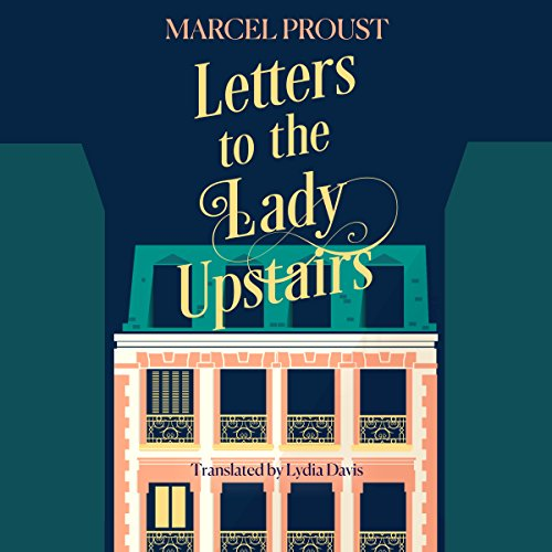 Letters to the Lady Upstairs audiobook cover art