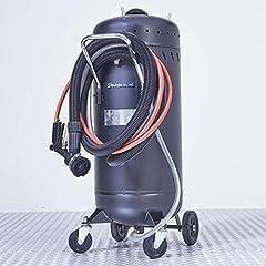 Mobilne urządzenie do piaskowania z ssaniem - 80 litrów