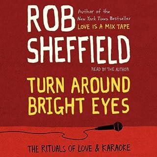 Turn Around Bright Eyes cover art