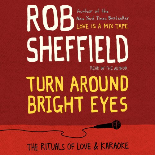 Turn Around Bright Eyes audiobook cover art