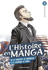 L'Histoire en Manga Edition simple Tome 8