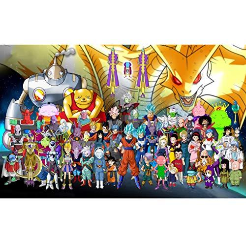 Gn shop Puzzle, Dragon Ball 300/500/1000/1500 Pedazo