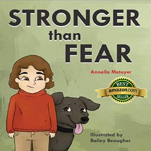 Stronger than Fear                   By:                                                                                                                                 Annella Metoyer                               Narrated by:                                                                                                                                 Aida-Maria Boiesan                      Length: 26 mins     Not rated yet     Overall 0.0