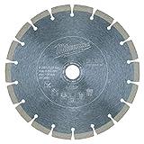 Milwaukee 4932399524 - Disco de corte de diamante, la ciudad. diámetro 22.23mm 230 mm
