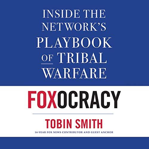 Foxocracy audiobook cover art