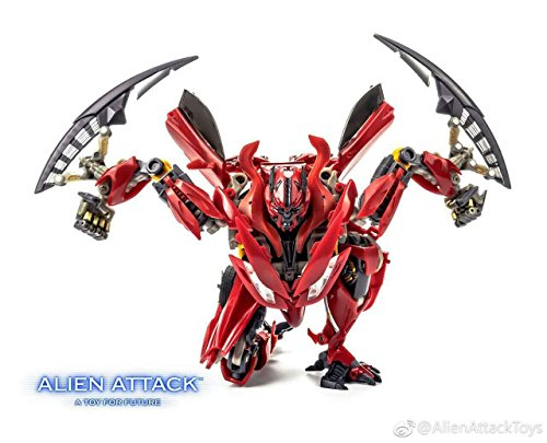 Alien Attack Toys AATOYS Dino SFT-01