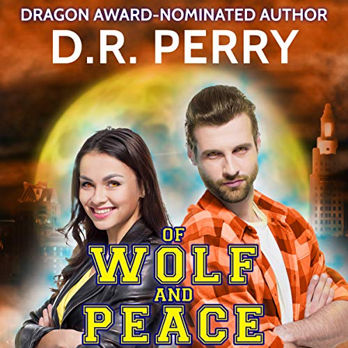 Couverture de Of Wolf and Peace