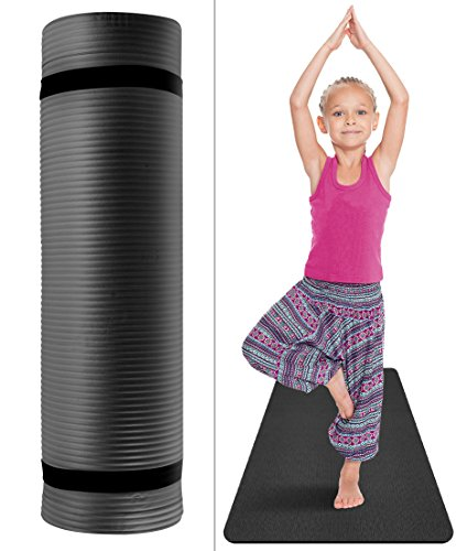 Sivan Health and Fitness Kids Exercise Yoga Mat