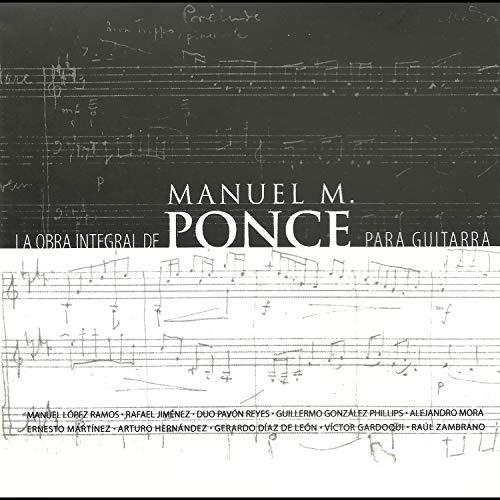 El Noy de la Mare (Canción Tradicional Catalana, Arreglo de Manuel María Ponce) - Canción Popular Gallega