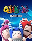 Oddbods Coloring Book: Great Coloring Book Gift for Boys & Girls, Of All Ages