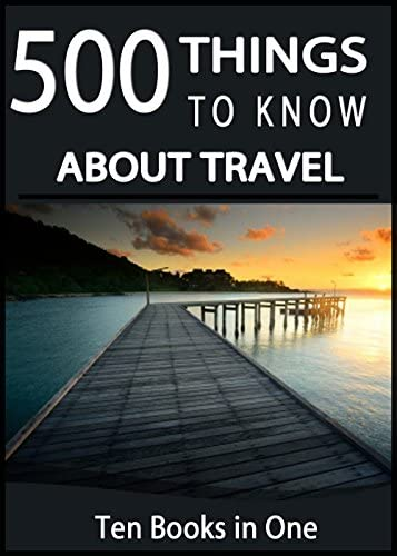 500 Things to Know About Travel Tips for Budget Planning Packing Backpacking Though Europe Cruise product image