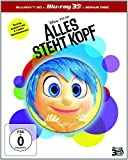 Alles steht Kopf [3D Blu-ray] [Limited Edition]