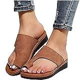 Vetcoy Orthopedic Bunion Corrector Sandals - Women Comfy Platform Sandal Shoes, Women's Fashion...