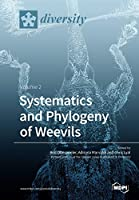 Systematics and Phylogeny of Weevils: Volume 2