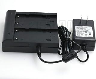 SZRMCC BC-30D Trimble 54344 dubbel batteriladdare för Trimble 5700 5800 R8 R7 TSC1 GPS GNSS