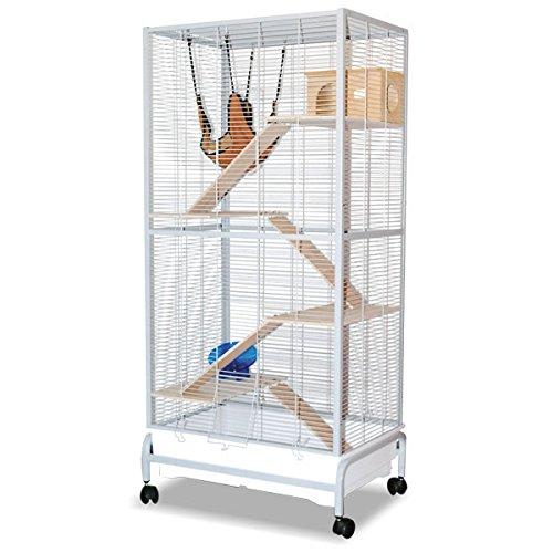 Montana Cages ® | Voliere für Nager Malaga II - das Riesenheim für Hamster & Co.
