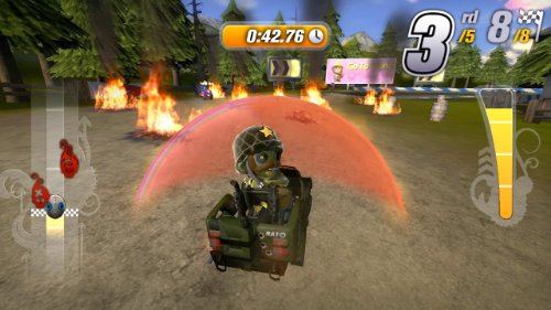 ModNationRacers:RoadTrip(輸入版)-PSVita