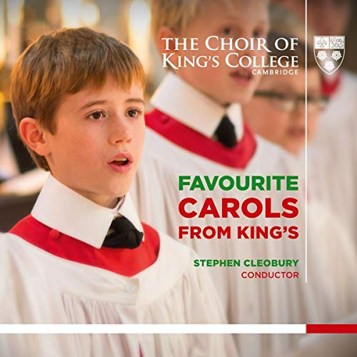 Favourite Carols from King\'s