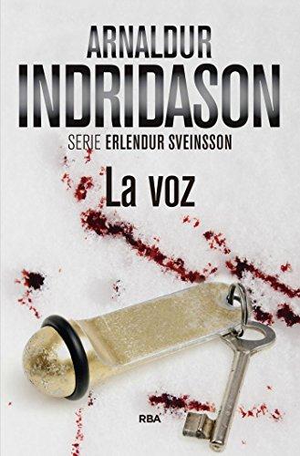 La voz: Serie Erlendur Sveinsson V