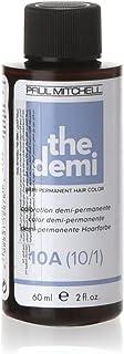 PAUL MITCHELL The Demi Permanent Hair Color, 10A Ash, 60 ml