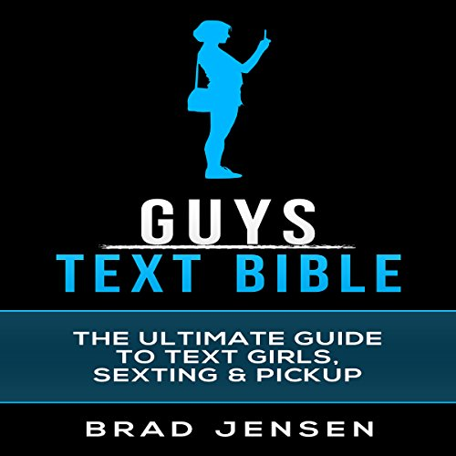 Guys Text Bible cover art