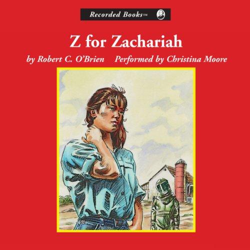 Z for Zachariah cover art