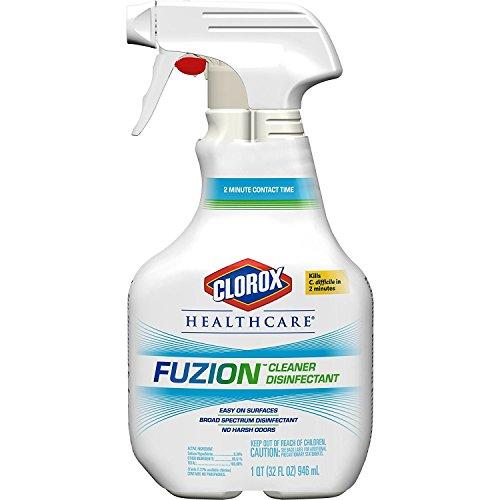 Clorox - Clorox Healthcare Fuzion Cleaner Disinfectant