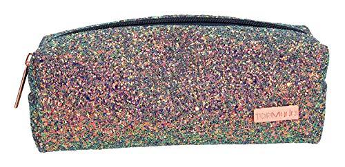 Depesche- Estuche TOPModel, Multiglitzer, Color carbón (10235)