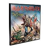 Nemesis Now Iron Maiden The Trooper - Cuadro (32 cm), Color Negro...