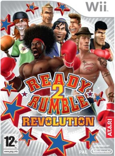 Ready 2 Rumble Revolution [Import spagnolo]